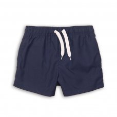 KB BOARD 14P: Plain Board Swim Shorts (8-13 Years)