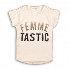 KG TEE 24P: Femme Tastic T-Shirt (8-13 Years)