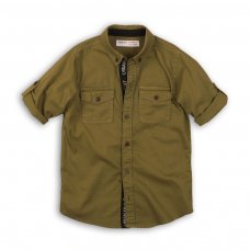Tech 2P: Utility Twill Shirt (8-13 Years)