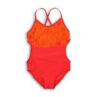 KG SWIM 11P: Plain Tassel Detail Swimsuit (8-13 Years)