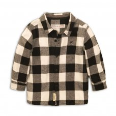 Limit 2P: Checked Shirt (3-8 Years)