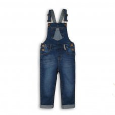 Lodge 4P: Denim Dungaree (3-8 Years)