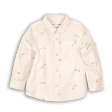 Rad 3P: Aop Woven Shirt (3-8 Years)