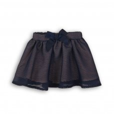 Dress Up 5P: Organza Striped Skirt  (12-24 Months)
