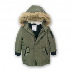 Land 2P: Microfibre Parka Jacket (8-13 Years)