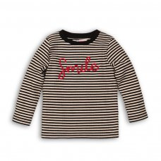 Mix 5P: Yarn Dyed L/S Top (3-8 Years)