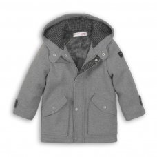Party 2P: Wool Duffle Coat (3-8 Years)