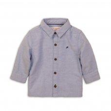 Smart 3P: Knit Look Herringbone Shirt (12-24 Months)