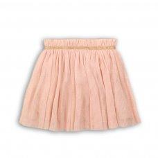 Time 10P: Glitter Mesh Layered Skirt (3-8 Years)