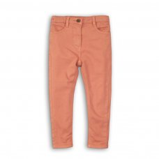 GW JEG 15P: Girls Dusky Pink Jegging (8-13 Years)