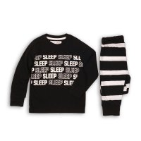 HWX 202P: Boys Sleep Pyjama Set  (8-13 Years)