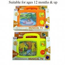 62005: Musical TV (12+ Months)