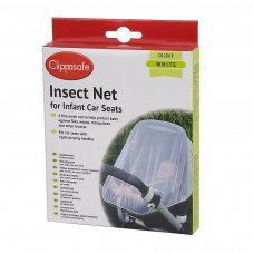 Infant Car Seat Insect Net