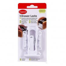 Drawer Locks (3 Pack)