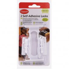 Self Adhesive Locks (2 Pack)