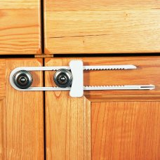 Cabinet Slide Locks