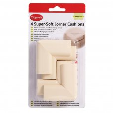 Super Soft Corner Cushions (4 Pack)