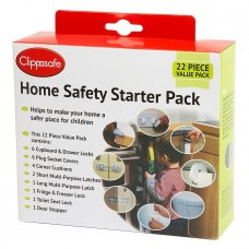 Home Safety Starter Pack (22 Pieces)