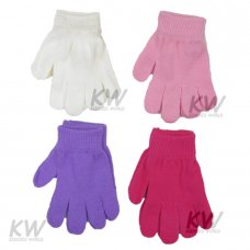A10282: Girls Magic Gloves (One Size)