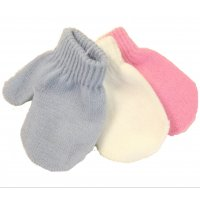A6095-13: Baby Mittens (13 cm)