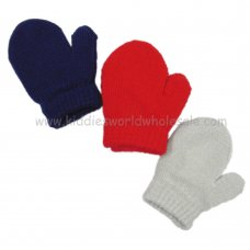 A6096-9: Baby Mittens (9 cm)