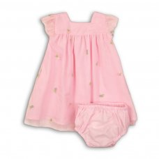 Amazing 8: 2 Piece Dress & Knicker Set (0-12 Months)