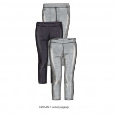 Artisan 7P: Velvet Jeggings (8-13 Years)