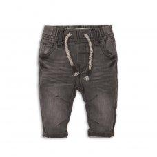 Arrow 8: Grey Knitted Denim Jean (0-12 Months)