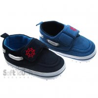 B2088: Boys Cotton Shoes (0-12 Months)