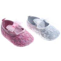 B2104: Embroidered Shoes (6-15 Months)