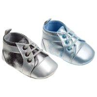 B2168: Iced Shiny PU Shoes (6-15 Months)