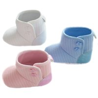 B2198: Jaquard Knitted Boots (6-15 Months)