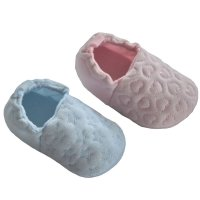 B2242: Cotton Slip On Shoes (NB-12 Months)