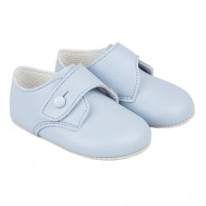 B626S: Baby Boys Soft Soled Shoe (Shoe Size: 1)