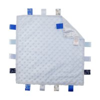 BC15-B: Bubble Comforters with Taggies (Blue Only)