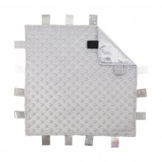 BC15-G: Bubble Comforters with Taggies (Grey Only)