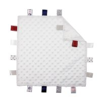BC15-W: Bubble Comforters with Taggies (White Only)