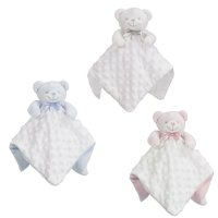 BC22: Dimple Baby Bear Comforter