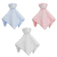 BC34: Dimple Bear Comforter