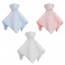 BC34: Dimple Bear Comforter
