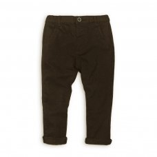 BCHINO 7: Charcoal Chino Pant (3-8 Years)