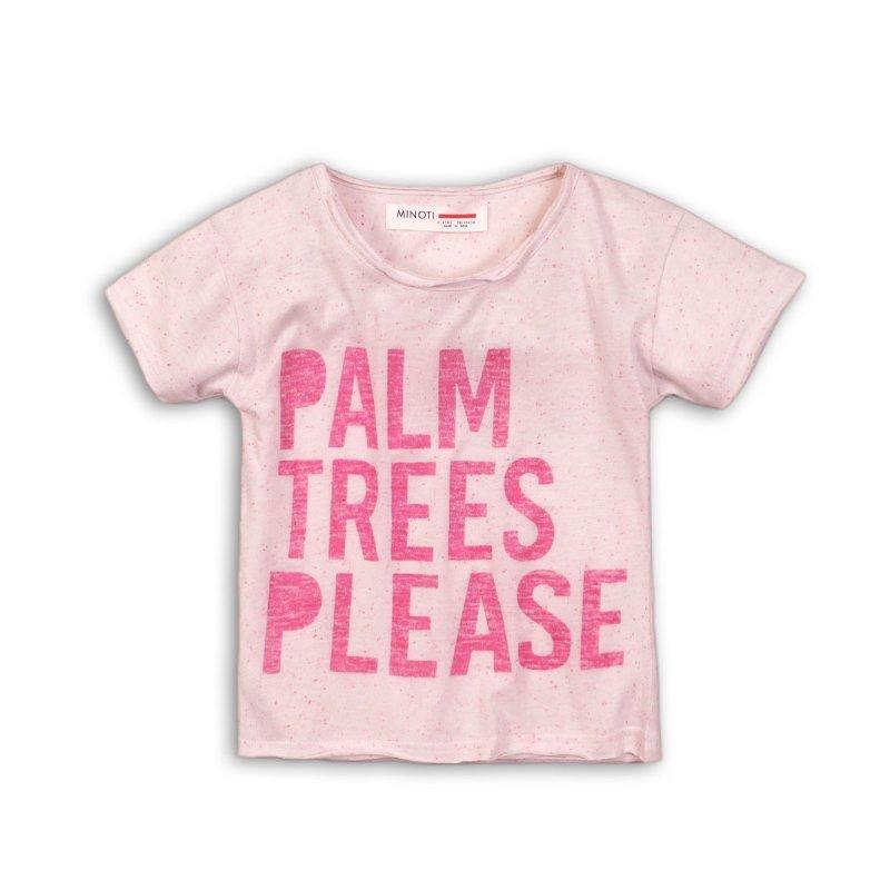 Beachy 5: Neon Nepp Slogan T-Shirt (3-8 Years)