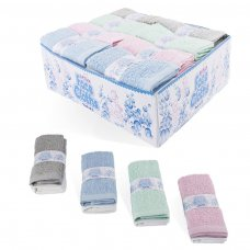 BF02: 2 Pack Face Cloths