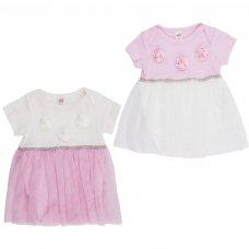 BG50: Girls Bodysuit & Tutu Skirt (3-9 Months)