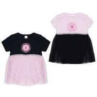 BG52-39: Girls Bodysuit & Tutu Skirt (3-9 Months)