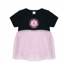 BG52-39: Girls Bodysuit & Tutu Skirt (3-9 Months)