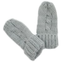 BM04-G: Small Grey Mittens