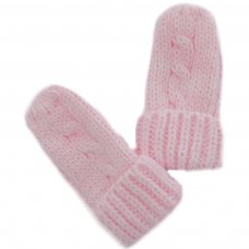 BM04-P: Small Pink Mittens
