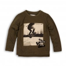 Bro 10: Ny Skate Long Sleeve Top (9 Months-3 Years)