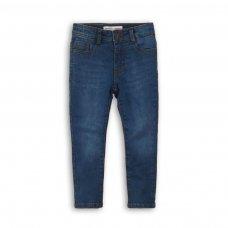BW JEAN 1: Boys Mid Blue Skinny Jean (9 Months-3 Years)